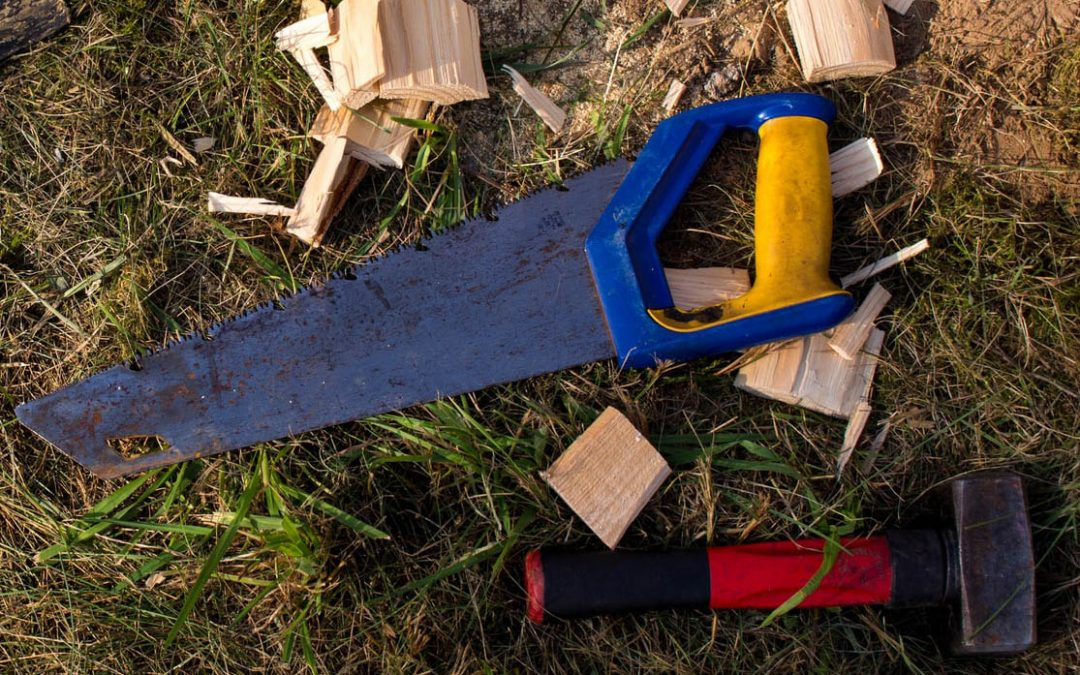 Are you too busy sawing to take the time to sharpen the saw?